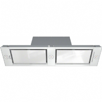 MIELE DA2620 Extractor | WHITE | Energy efficient LED lighting | Light touch switches